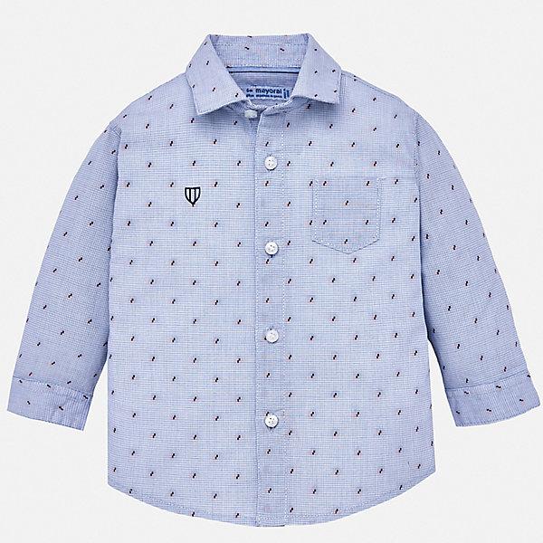Mayoral Рубашка Mayoral для мальчика рубашка детская ag15aly2076 2015