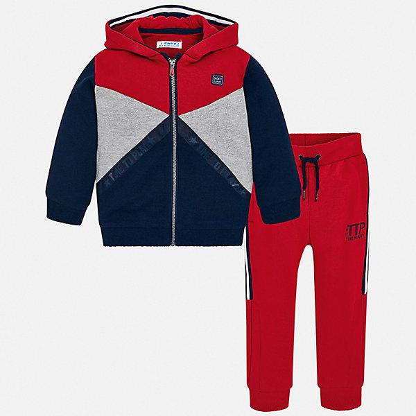 Mayoral Спортивный костюм Mayoral для мальчика костюм спортивный addic addic mp002xm0lx1w