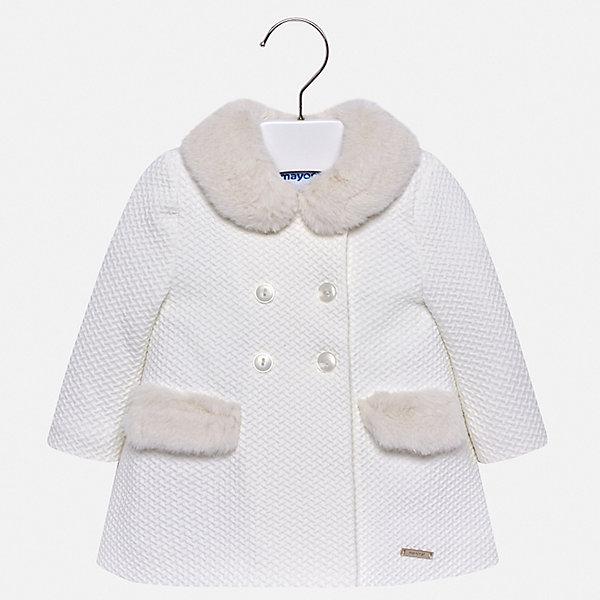 Фото - Mayoral Пальто Mayoral для девочки куртки пальто пуховики coccodrillo куртка для девочки wild at heart
