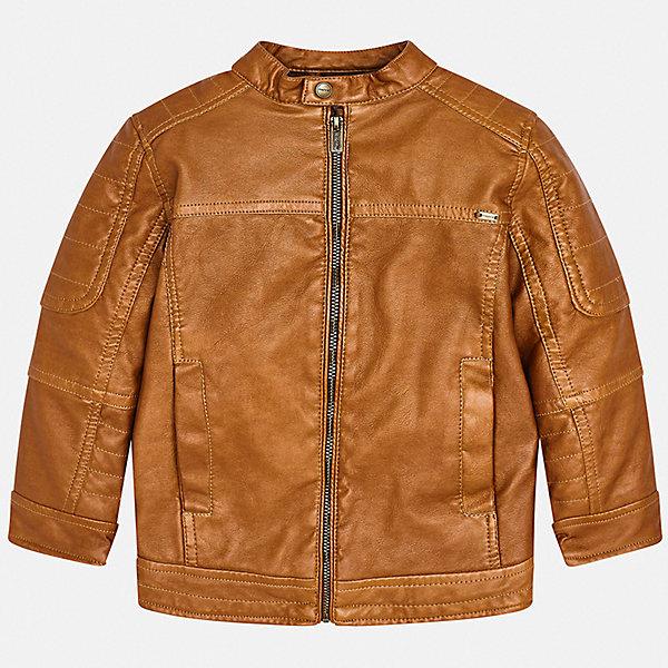 Mayoral Куртка Mayoral для мальчика школьный ранец