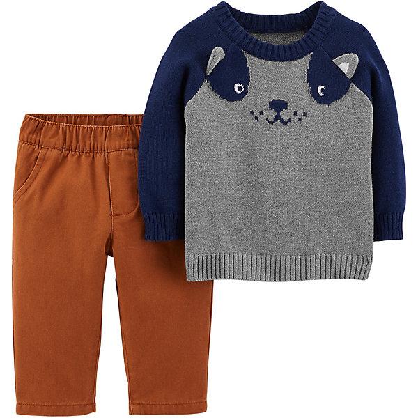 Комплект: Свитер и брюки Carter's для мальчика Carter`s