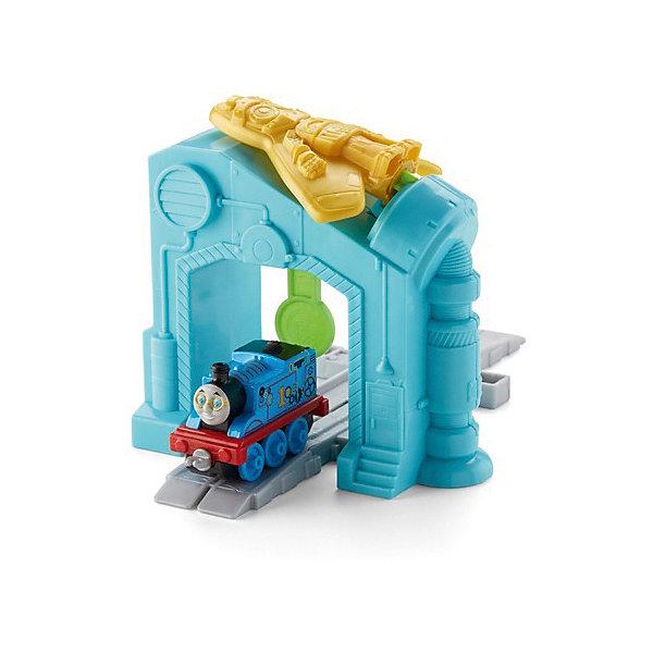 Mattel Игровой набор Томас и его друзья Волшебное приключение Томаса mattel паровозик хиро с прицепом fisher price томас и его друзья
