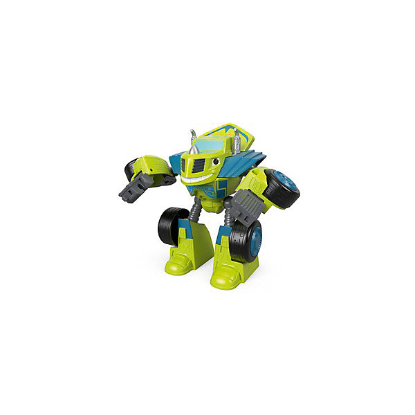 цена на Mattel Машинка-трансформер Fisher Price
