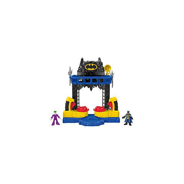 Mattel Игровой набор DC Super Friends Битва в Бэткейв