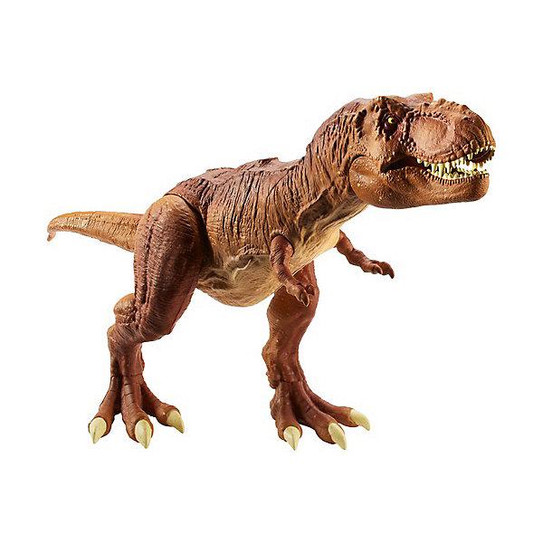 Mattel Игровой набор Jurassic World «Анатомия динозавра» Тиранозавр Рекс