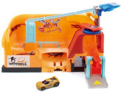 Игровой набор Hot Wheels  Сити  Скейт парк, артикул:8858999 - Игрушки для мальчиков