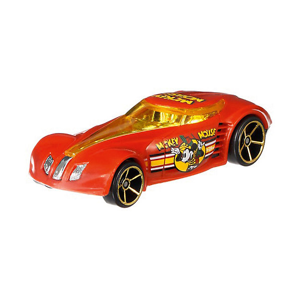 Mattel Тематическая машинка Hot Wheels Disney Большой концерт Микки