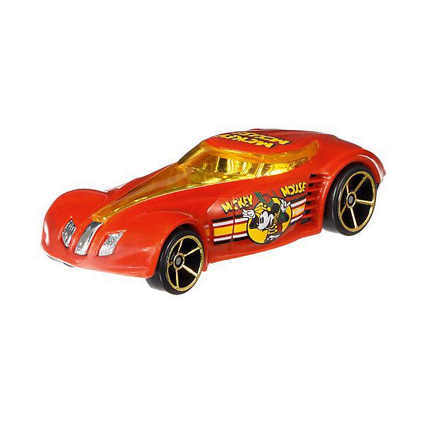 Mattel Тематическая машинка Hot Wheels Disney Большой концерт Микки цена