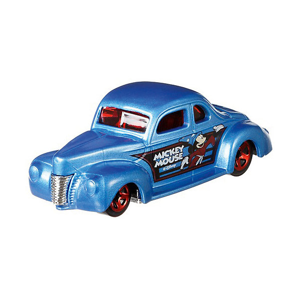 Mattel Тематическая машинка Hot Wheels Disney Фантазия Микки машинка hot wheels black window bdm71 cgd59