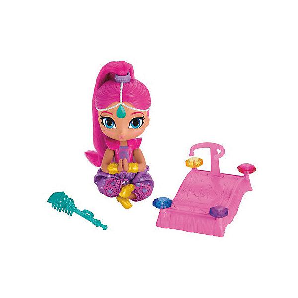 Mattel Игровой набор Fisher Price Shimmer & Shine Делюкс джинники, Шиммер игровой набор shimmer wing фея тюльпан swf0005b