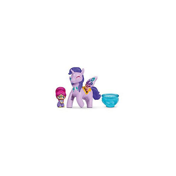Mattel Набор фигурок Fisher Price Shimmer & Shine Шиммер и Зумикорн набор фигурок help ассорти от моли 15шт кедр