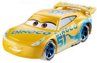 Базовая машинка Cars  Песчанные гонки  Круз Рамирез, артикул:8859051 - Любимые герои