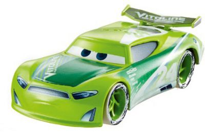 Базовая машинка Cars  Песчанные гонки  Чейз Рацелотт, артикул:8859052 - Любимые герои