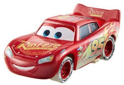 Базовая машинка Cars  Песчанные гонки  Молния Маккуин, артикул:8859054 - Любимые герои