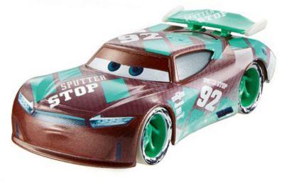Базовая машинка Cars  Песчанные гонки  Шелдон Шифтер, артикул:8859056 - Любимые герои
