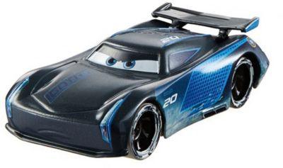 Базовая машинка Cars  Песчанные гонки  Джексон Шторм, артикул:8859057 - Любимые герои