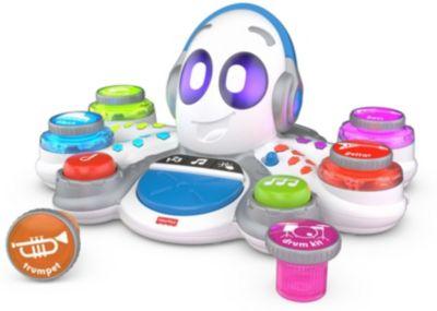 Музыкальная игрушка Fisher Price  Обучающий Осьминог , артикул:8859075 - Интерактивные игрушки
