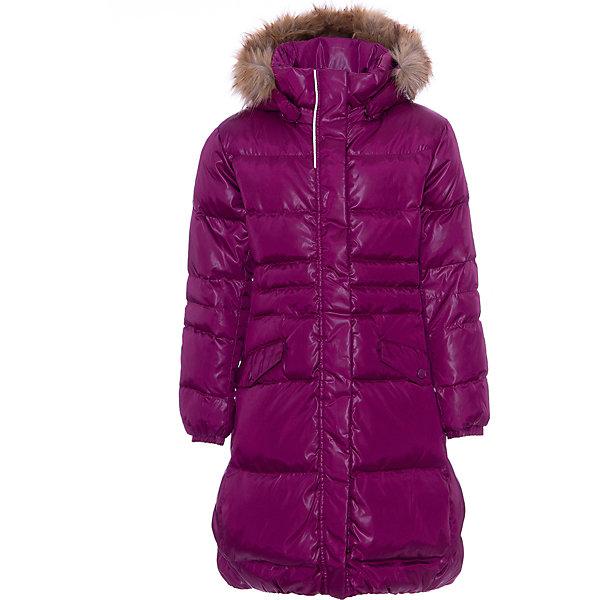 Купить Пальто Turnwell для девочки, Китай, лиловый, 140, 116, 152, 104, 158, 146, 134, 164, 110, 122, 128, Женский