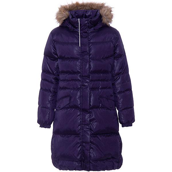 Купить Пальто Turnwell для девочки, Китай, фиолетовый, 140, 122, 158, 152, 110, 164, 116, 128, 104, 134, 146, Женский