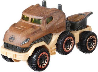 Премиальная машинка Hot Wheels  Jurassic World  Тиранозавр Рекс, артикул:8860342 - Игрушки для мальчиков