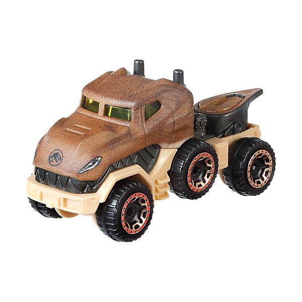 Mattel Премиальная машинка Hot Wheels Jurassic World Тиранозавр Рекс машинки toystate машинка toystate