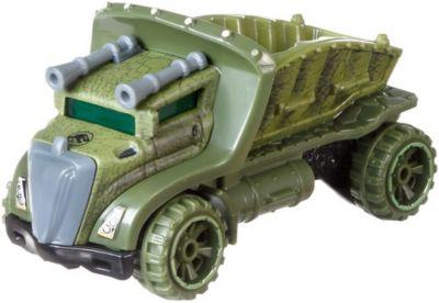 Премиальная машинка Hot Wheels  Jurassic World  Трицераптос, артикул:8860343 - Игрушки для мальчиков