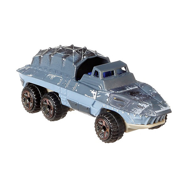 Mattel Премиальная машинка Hot Wheels Jurassic World Мозазавр chill the
