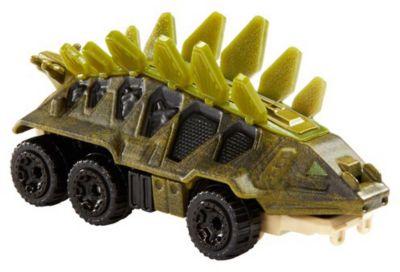 Премиальная машинка Hot Wheels  Jurassic World  Стегозавр, артикул:8860346 - Игрушки для мальчиков