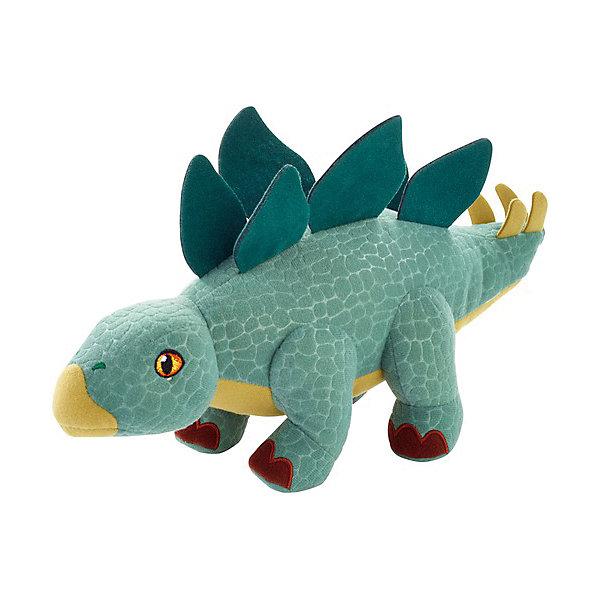 Купить Мягкая игрушка Jurassic World Плюшевые динозавры Стегозавр, Mattel, Китай, Мужской