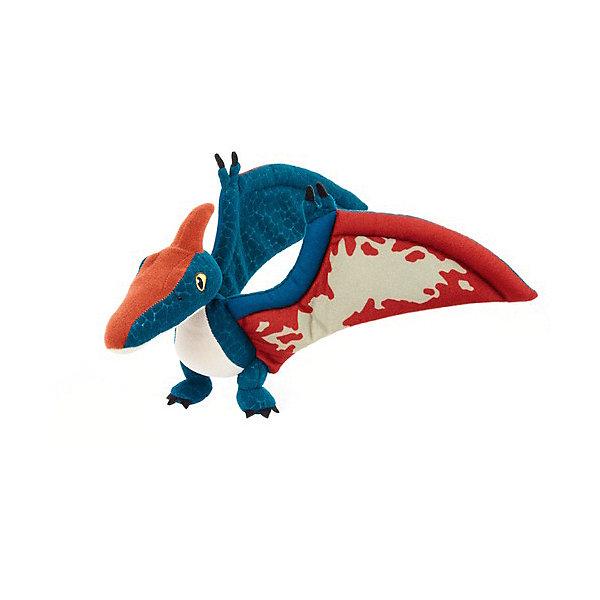 Mattel Мягкая игрушка Jurassic World Плюшевые динозавры Птеранодон
