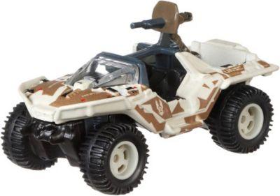Тематическая премиальная машинка Hot Wheels  Halo  Городской бородавочник, артикул:8860372 - Игрушки для мальчиков