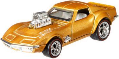 Тематическая премиальная машинка Hot Wheels  Gas Monkey Garage  69 Corvette, артикул:8860374 - Игрушки для мальчиков