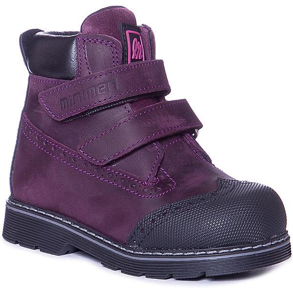 Minimen Ботинки Minimen для девочки