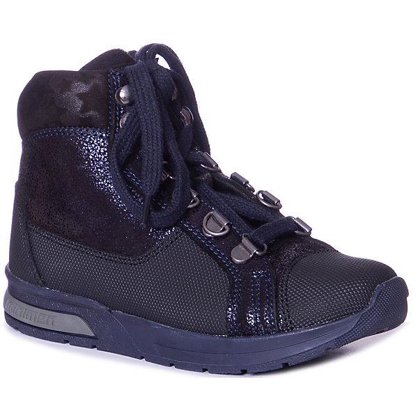 Minimen Ботинки Minimen для мальчика madpax рюкзак rex 2 full цвет голубой