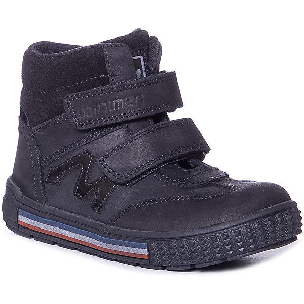Minimen Ботинки Minimen для мальчика цена