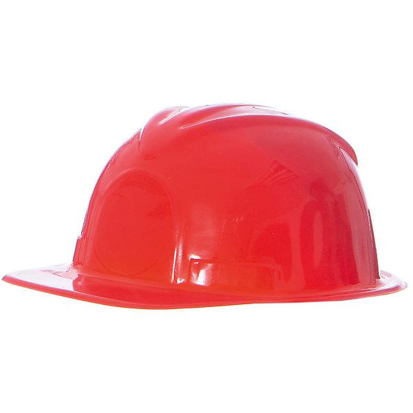 """Маскарадная шляпа Феникс-Презент """"Каска"""", красная"""