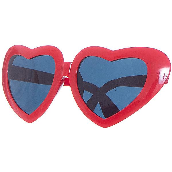 Феникс-Презент Карнавальные очки Сердца