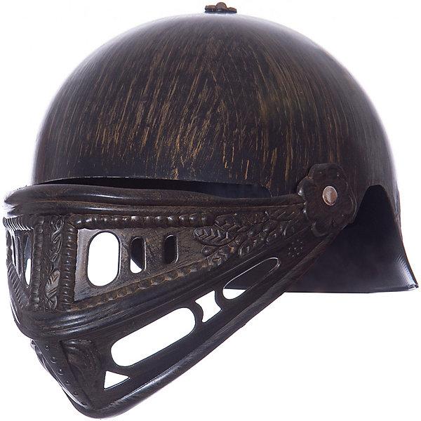 Карнавальный шлем Феникс-Презент, бронзовый