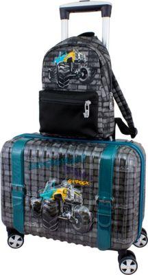 Дорожный набор: Чемодан и рюкзак DeLune  Truck , артикул:8861820 - Путешествия