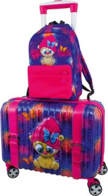 Дорожный набор: Чемодан и рюкзак DeLune  Тролль , артикул:8861822 - Путешествия
