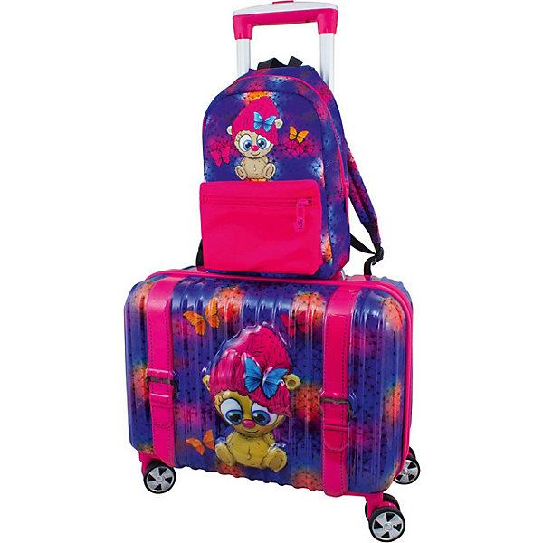 DeLune Дорожный набор: Чемодан и рюкзак DeLune