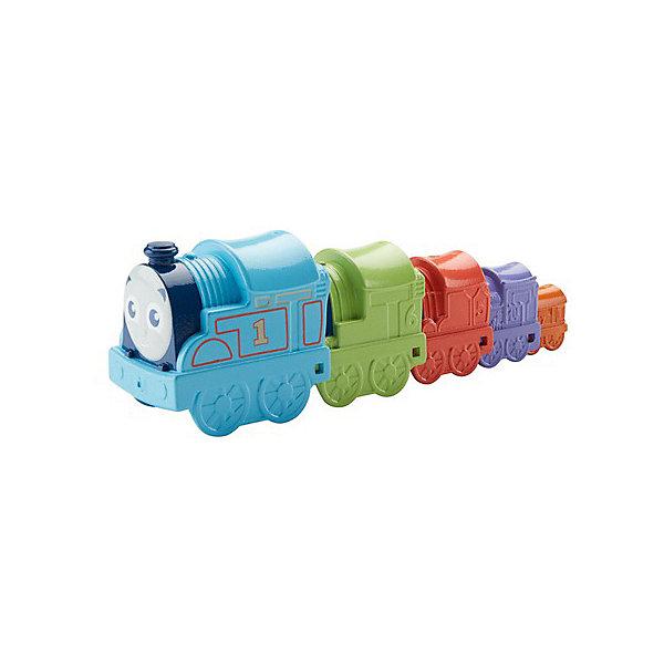 Mattel Игровой набор Fisher Price Томас и его друзья, Складывающиеся паровозики