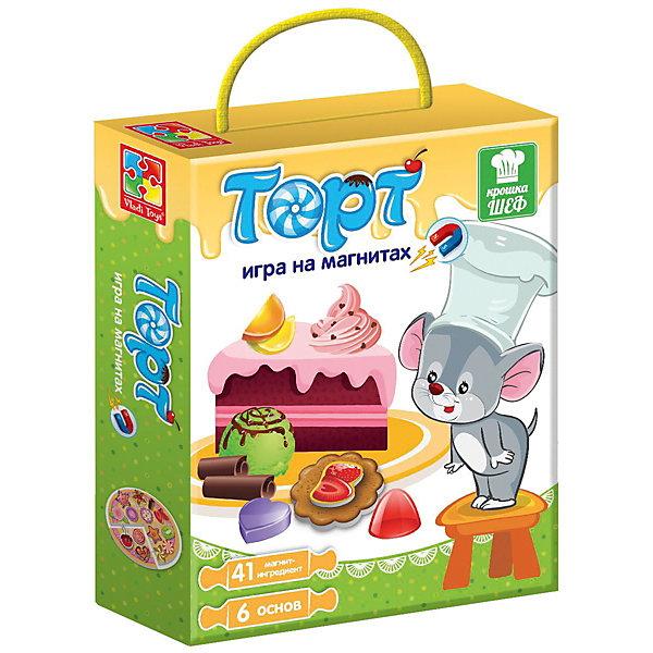 Vladi Toys Магнитная игра Vladi Toys
