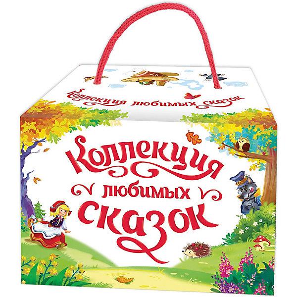 Malamalama Набор книжек Vladi Toys Коллекция любимых сказок суперраскраска герои любимых сказок