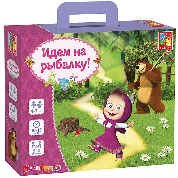 Vladi Toys Настольная игра Vladi Toys