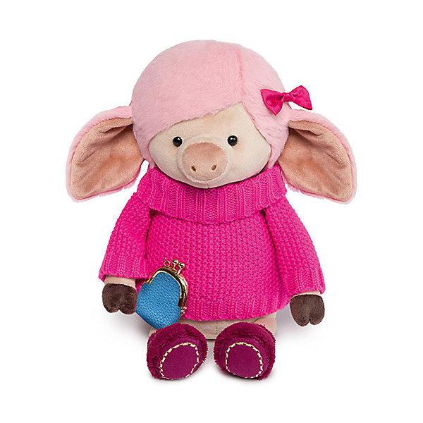 Budi Basa Мягкая игрушка Budi Basa Свинка Виктория budi basa мягкая игрушка budi basa свинка рита