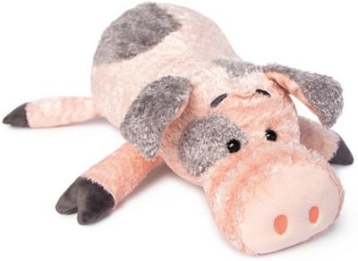 Мягкая игрушка-подушка Budi Basa Кабанчик Зефирчик, артикул:8872515 - Мягкие игрушки