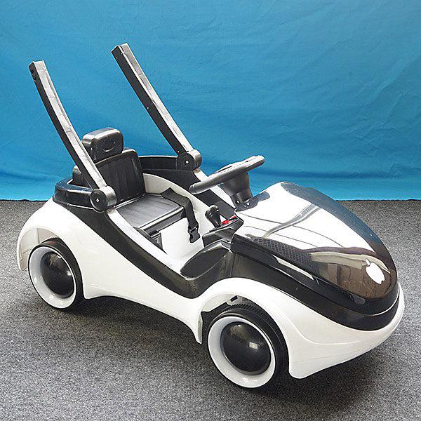 Детский электромобиль Hebei Car, белый