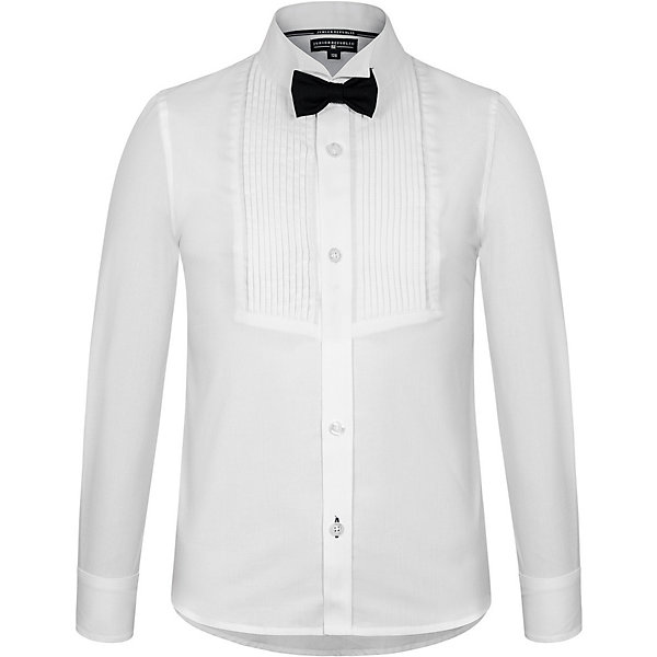 Купить Рубашка Junior Republic для мальчика, Беларусь, белый, 128, 158, 140, 170, 122, 152, 146, 164, 134, Мужской