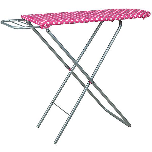 Buggy Boom Гладильная доска для кукол Buggy Boom Loona, розовая ролевые игры buggy boom кукольный стул для кормления loona 8775